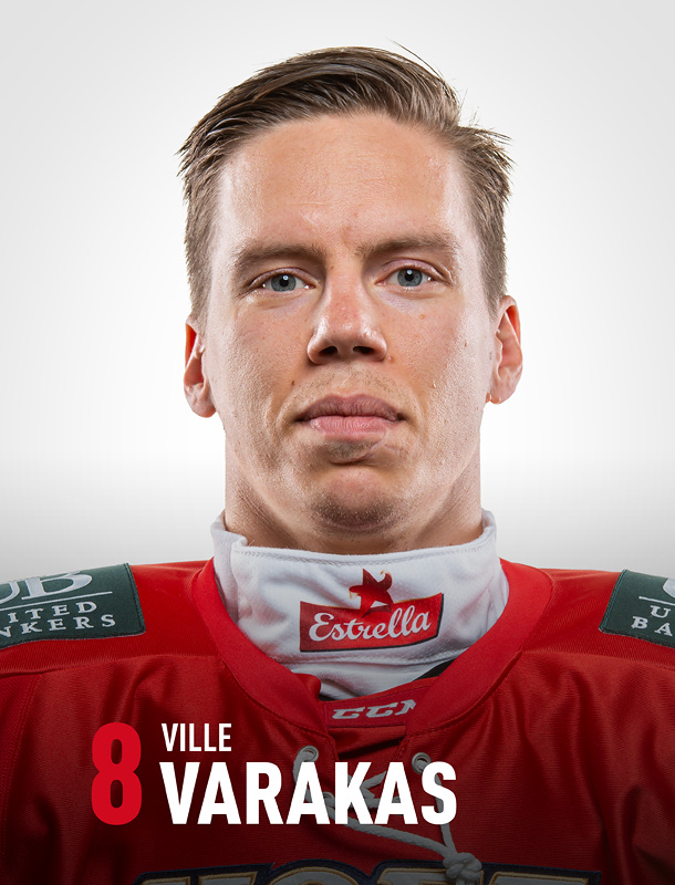 Ville Varakas