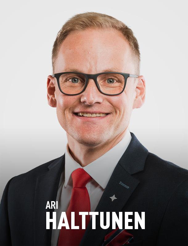 Ari Halttunen