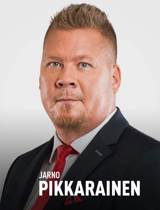 Jarno Pikkarainen