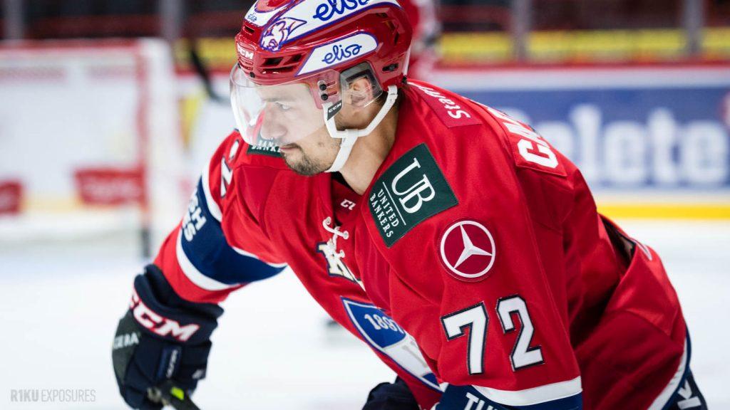 IFK:n dösä suuntaa Manseen – tässä kokoonpano