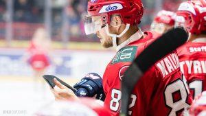 DANA MATSIRAPORTTI: IFK:lle vierastappio Vaasassa