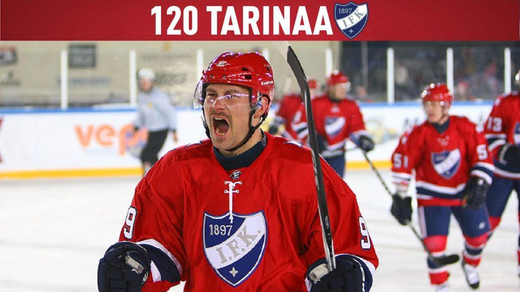 120 tarinaa IFK:sta – osa 13: Kimmo Kuhdan ensimmäinen maali