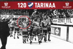 120 tarinaa IFK:sta – osa 8: Frank Nealin pitkän mailan salaisuus