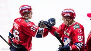 DANA MATSIRAPORTTI: IFK:lle komea kotivoitto