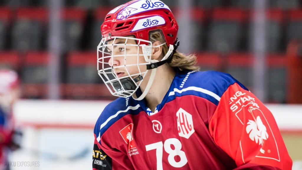 IFK:n CHL-kausi päättyi maalijuhliin Nordiksella