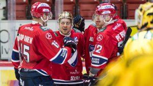 DANA MATSIRAPORTTI: IFK:lle neljäs peräkkäinen kotivoitto