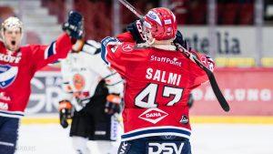 DANA MATSIRAPORTTI: IFK:lle pinnat Juuso Salmen unelmavedolla