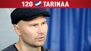 """120 tarinaa IFK:sta – osa 18: """"Sitä vain toivoi ettei loukkaantuisi ennen Talviklassikkoa"""""""