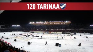 120 tarinaa IFK:sta – osa 14: Ulkojäiden aikakausi