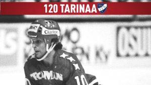 """120 tarinaa IFK:sta – osa 16: """"Taikurihan se oli!"""""""