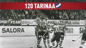 """120 tarinaa IFK:sta – osa 20: """"Olin hyökkääjänäkin ihan hirveä"""""""