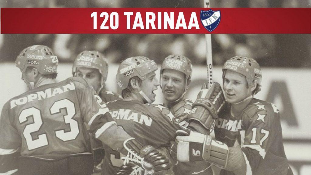 120 tarinaa IFK:sta – osa 21: Pepe Lehtosen mailat
