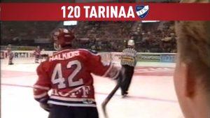 120 tarinaa IFK:sta – osa 27: On vain yksi Bob Halkidis