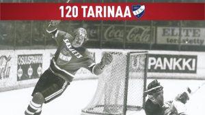 """120 tarinaa IFK:sta – osa 29: """"Buffalo"""" teki NHL-historiaa"""
