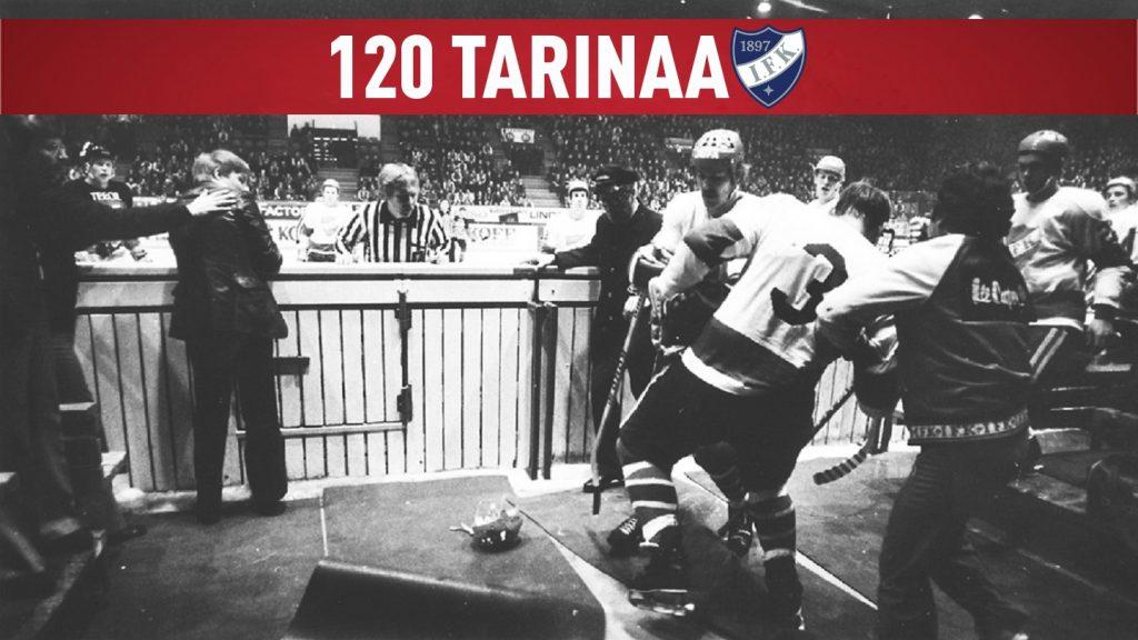 120 tarinaa IFK:sta – osa 31: Kun Lallilla kiehahti kunnolla