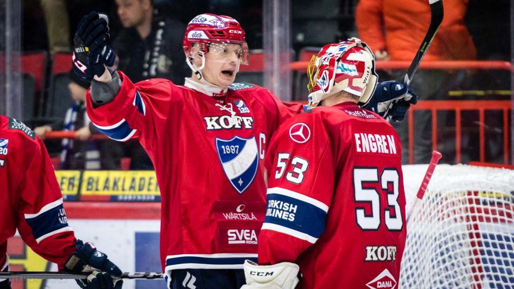 IFK:n kokoonpano Turkuun – Petrell jälleen messissä