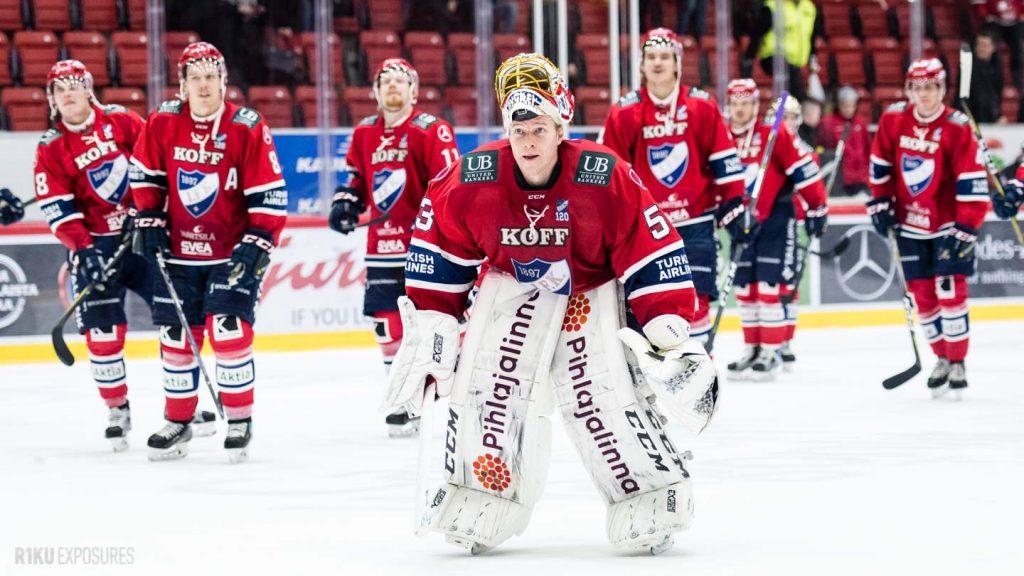 DANA MATSIRAPORTTI: IFK:n voittoputki jatkuu – TPS kaatui Nordiksella