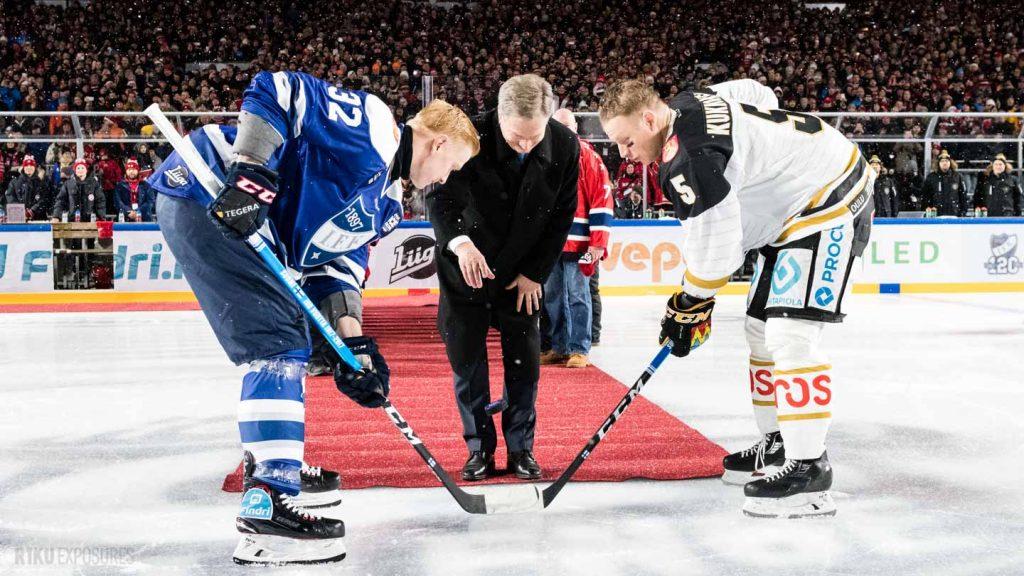 DANA MATSIRAPORTTI: Kärpät voitti IFK:n jatkoajalla – Kaisaniemessä 16 000 katsojaa