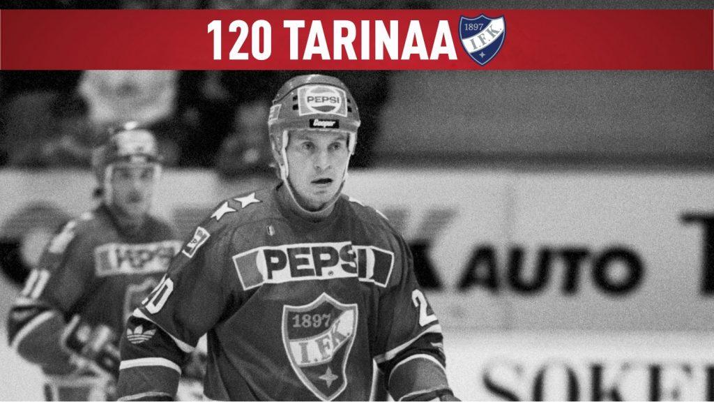 120 tarinaa IFK:sta – osa 49: Millaista oli pelata Matti Hagmanin kanssa?