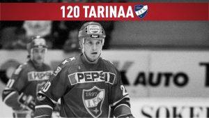120 tarinaa IFK:sta – osa 63: Stadin kingi