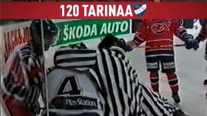 120 tarinaa IFK:sta – osa 54: Frankfurtin järjestysmies