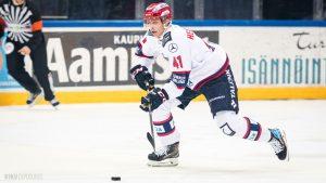 Heiskanen ja Rask taas messissä – IFK matkaa Tampereelle