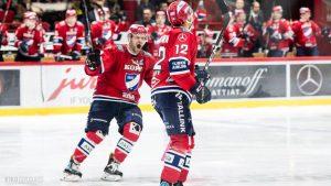 Pistejahti jatkuu Kouvolassa – katso IFK:n kokoonpano