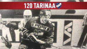120 tarinaa IFK:sta – osa 65: Keltamusta ei vain pukenut Iiro Järveä