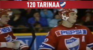 120 tarinaa IFK:sta – osa 64: Tonylla oli vain yksi vaihde – täysillä
