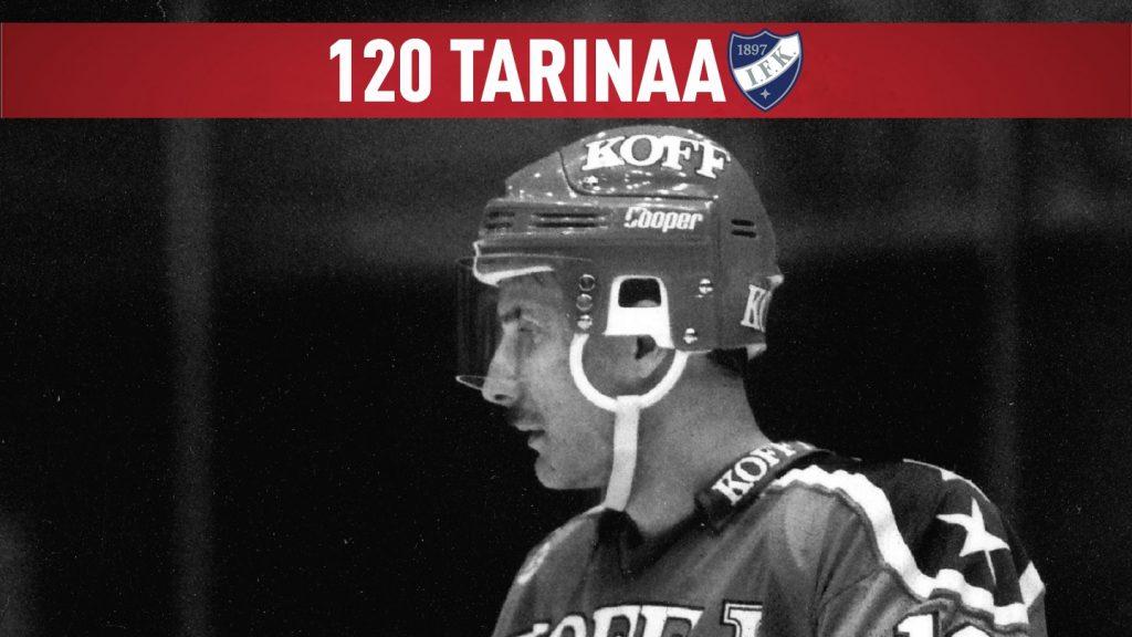 """120 tarinaa IFK:sta – osa 67: """"Jumaloin sen jätkän taistelua"""""""