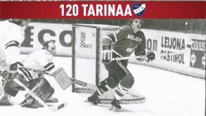 """120 tarinaa IFK:sta – osa 68: """"Itseluottamus oli kohdallaan"""""""