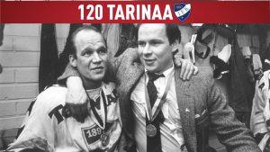 """120 tarinaa IFK:sta – osa 70: """"Hexi ja Murtsi pitivät kuria joukkueessa"""""""