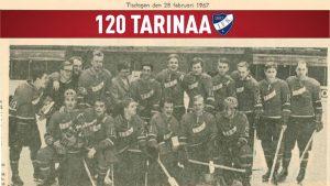 """120 tarinaa IFK:sta – osa 75: """"IFK:n historian tärkein ottelu"""""""
