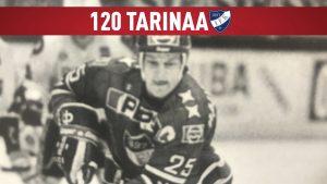 """120 tarinaa IFK:sta – osa 84: """"Frank, tarvitsetko pakkia?"""""""