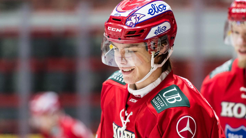 Miro Heiskanen Hifk