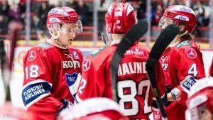IFK kohtaa HPK:n – tässä kokoonpano Hämptoniin