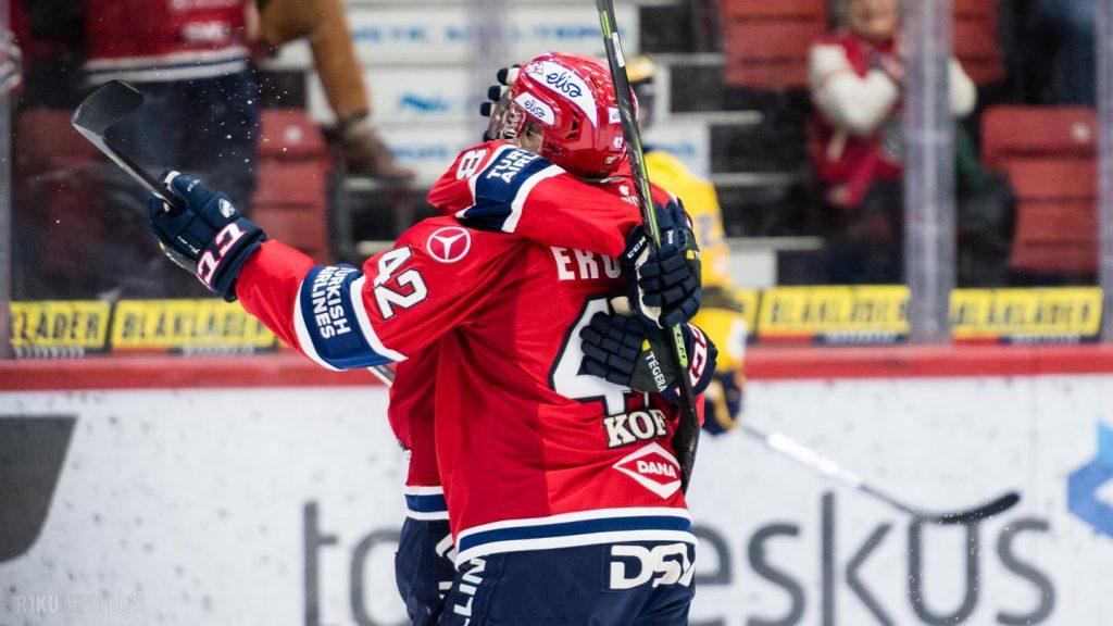 DANA MATSIRAPORTTI: IFK:lle murskavoitto – Engrenille nollapeli