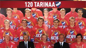 120 tarinaa IFK:sta – osa 85: Tässä kuvassa olisi voinut olla Igor Larionov