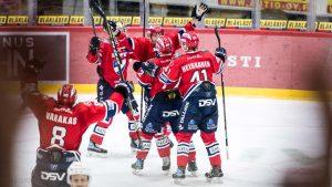 Revanssin paikka Jyväskylässä – Engren torjuu IFK:n maalilla