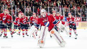 DANA MATSIRAPORTTI: IFK semifinaaleihin!