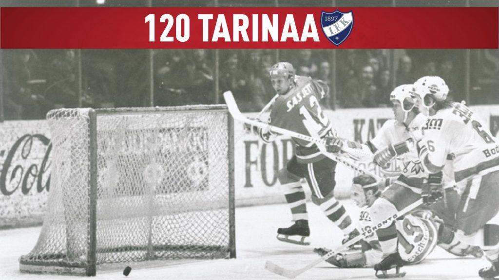 120 tarinaa IFK:sta – osa 102: Kujeilija nimeltä Kife
