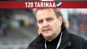 120 tarinaa IFK:sta – osa 104: Pentti Matikainen – Koko Tarina