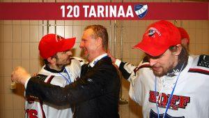 120 tarinaa IFK:sta – osa 105: Kojon paluu Stadiin