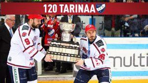 120 tarinaa IFK:sta – osa 106: Veriveljet