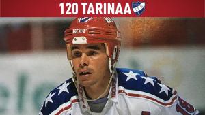 120 tarinaa IFK:sta – osa 108: Työmies ja maalitykki samassa paketissa