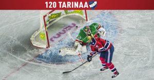 120 tarinaa IFK:sta – osa 111: 106-105