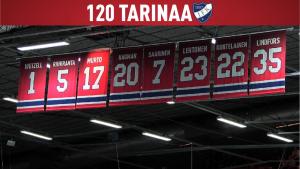 120 tarinaa IFK:sta – osa 120: Kahdeksan legendaa