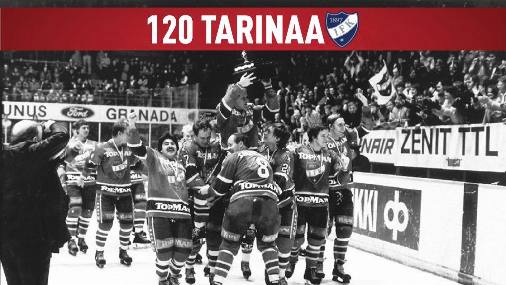 120 tarinaa IFK:sta – osa 103: Kevään 1980 huikea ratkaisumaali