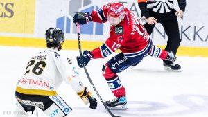 DANA MATSIRAPORTTI: Jatkoaikatappio Nordiksella – Kärpät tasoitti ottelusarjan
