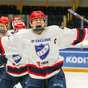 FALCK TIETURVA: B-nuorten huikea nousu toi Suomen mestaruuden